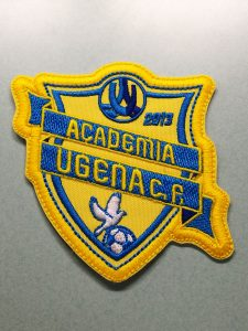 Escudo academia futbol ugema
